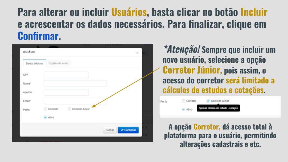 2. Como personalizar o Portal do Corretor com os seus dados e identidade visual (5)