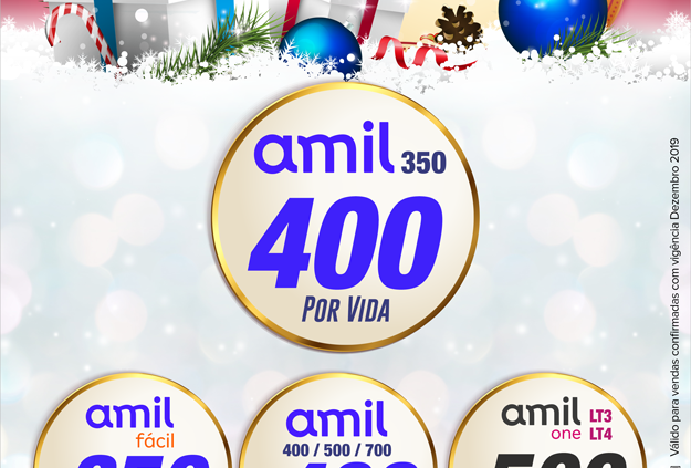 Natal Premiado AllCare - Amil