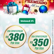 Natal Premiado AllCare - Unimed